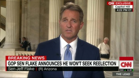 Flake: GOP should say 'this is not right, this is not us'