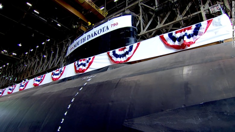 U S  Navy alarmed by Russian submarine buildup