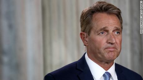 Jeff Flake rips Trump: A president 'who cannot take criticism ... is charting a very dangerous path'