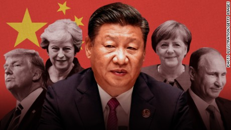 What an all-powerful Xi Jinping means for the rest of the world
