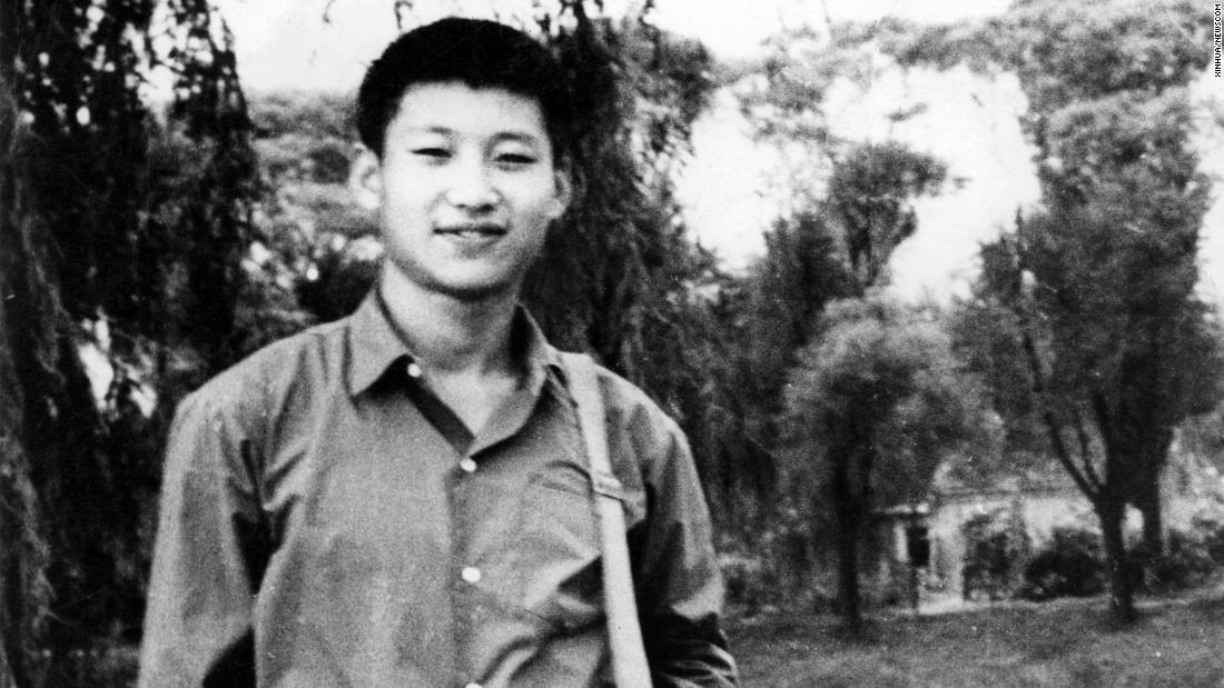 "From 1969 to 1975, Xi worked as an agricultural laborer in Liangjiahe, China. He was among the millions of urban youths who were ""sent down,"" forced to leave cities to work as laborers in the countryside."
