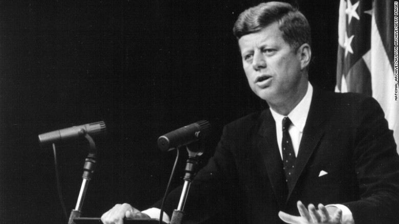 Trump to release some, not all, JFK files