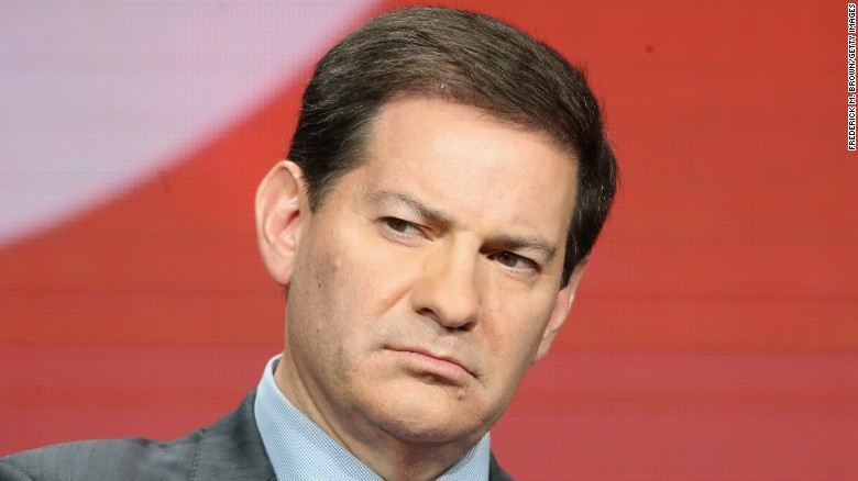 Mark Halperin apologizes after sexual harassment claims