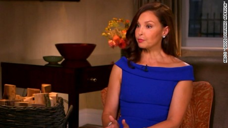 Ashley Judd on Weinstein: I just fled