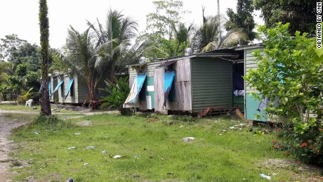Water and power has already been cut to some compounds within the Manus Island detention center.