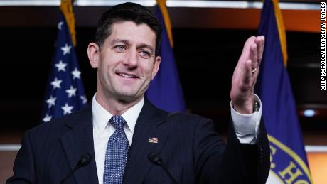 Ryan says election results put 'more pressure on us to follow through'