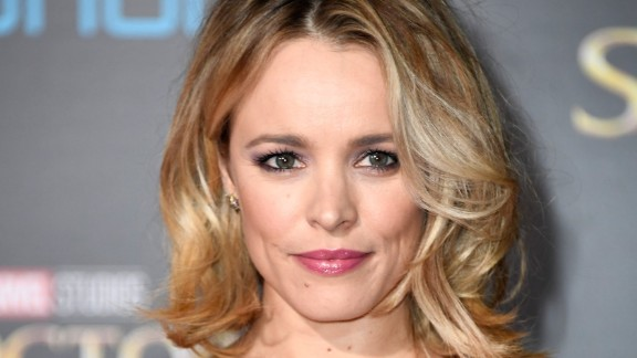 Rachel McAdams, seen here in 2016, has spurred discussion for donning a breast pump in a fashion photo shoot.