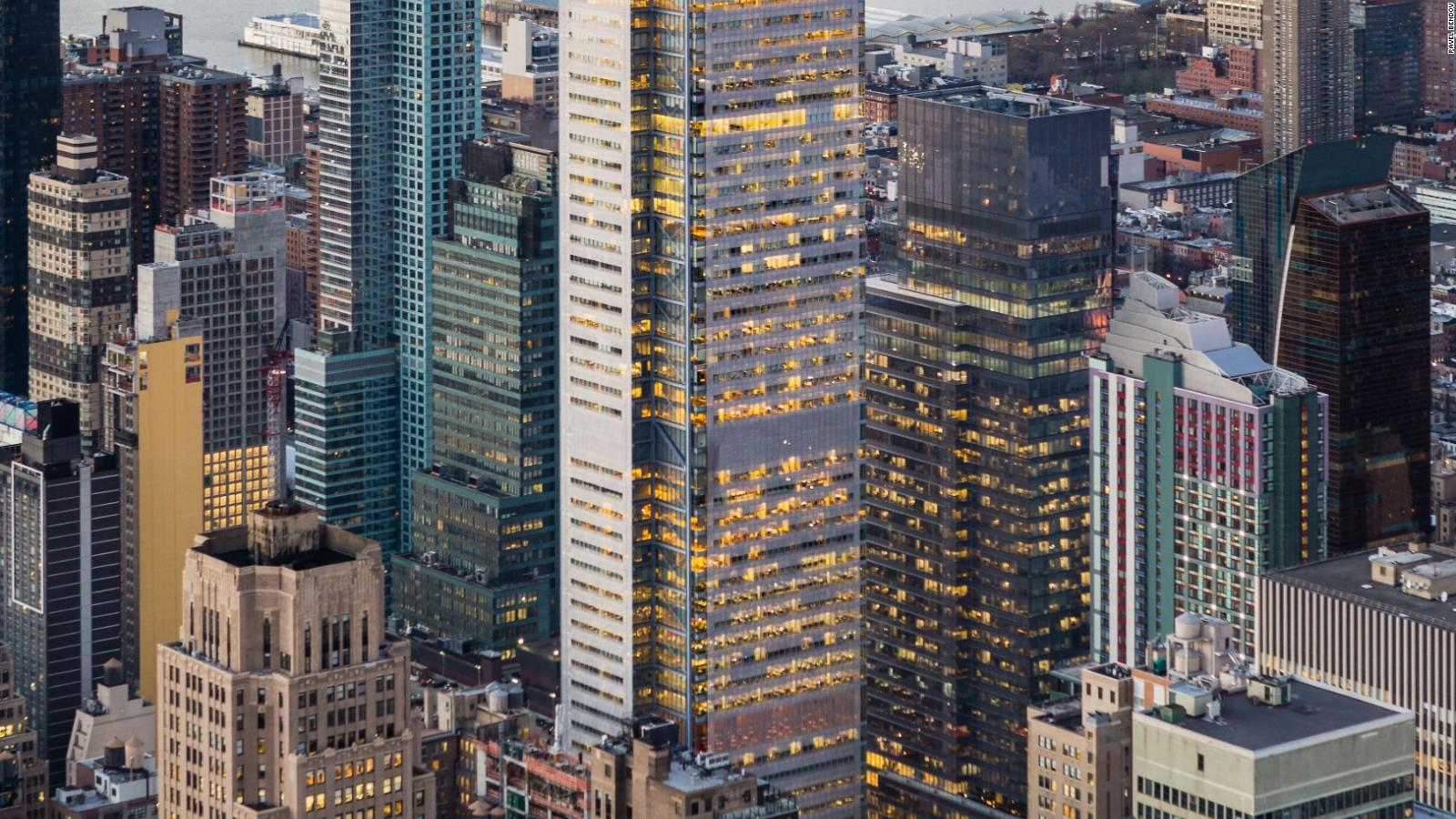 the buildings that transformed nyc s skyline cnn style