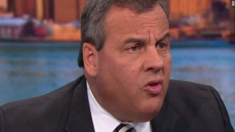 Governor Chris Christie intv newday_00000322