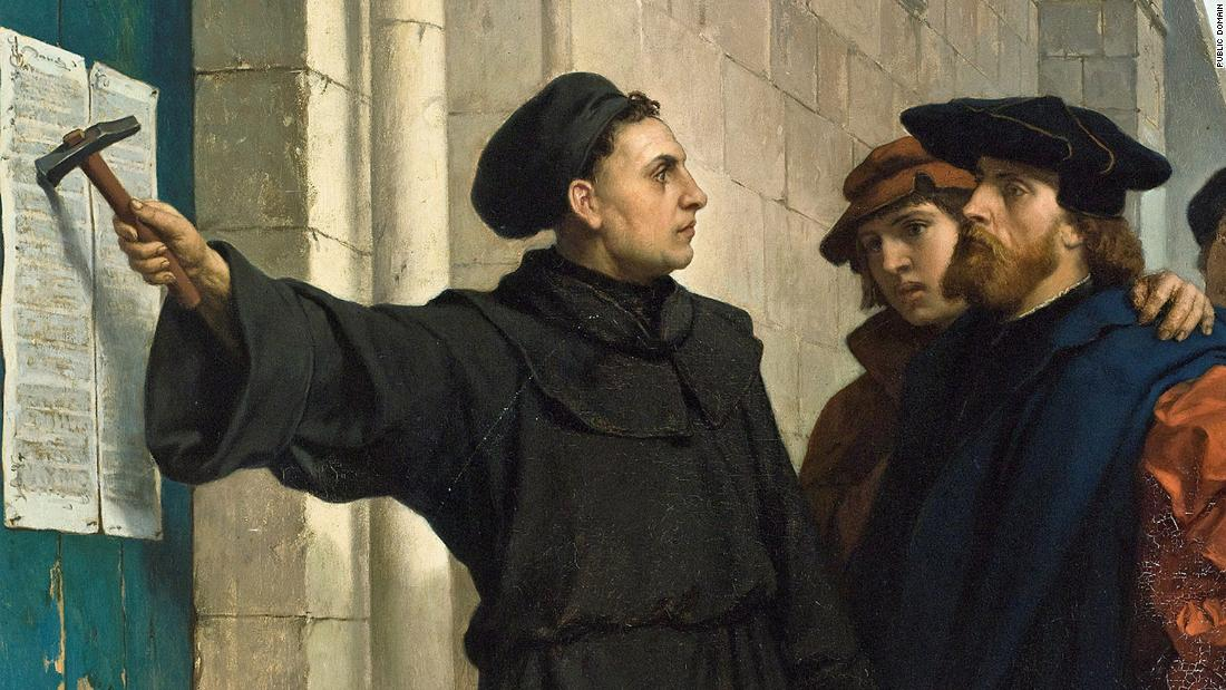 Three surprising ways the Protestant Reformation shaped our world