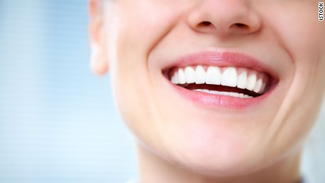 Ingredient in whitening strips is harmful to deep layer of teeth, research says