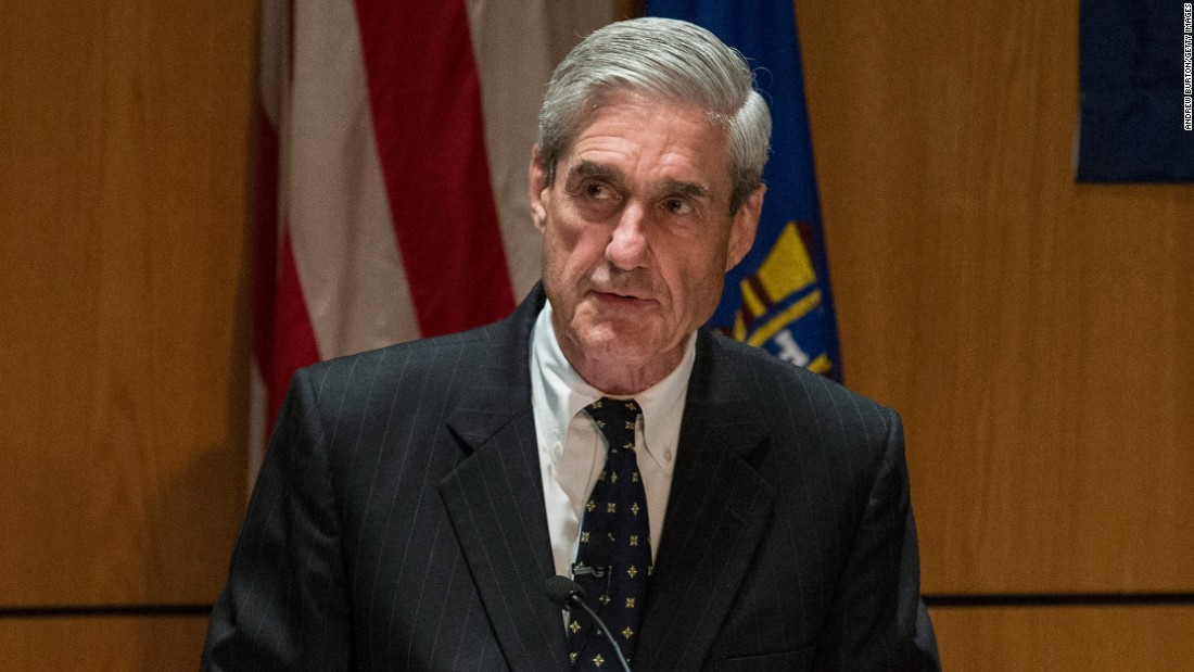 Mueller charges lawyer with lying about interaction with Rick Gates