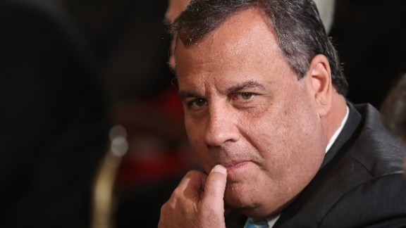 WASHINGTON, DC - OCTOBER 26:  New Jersey Gov. Chris Christie attends an event where U.S. President Donald Trump spoke on the opioid crisis in the U.S. October 26, 2017 in Washington, DC. Trump plans to authorize the Department of Health and Human Services to declare a nationwide public health emergency in an effort to reduce the number of opioid overdose deaths across the nation.  (Photo by Win McNamee/Getty Images)