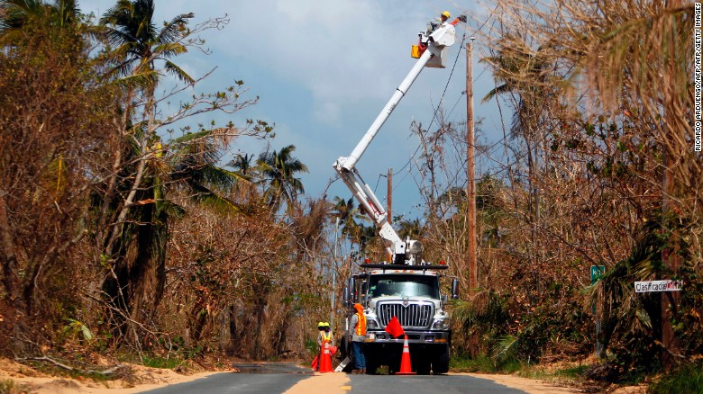 Energy contract in Puerto Rico under scrutiny