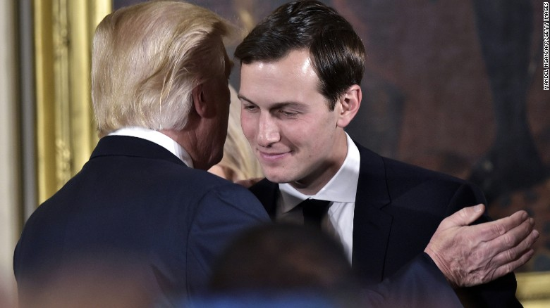 Officials from four countries discussed exploiting Jared Kushner