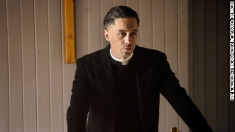 Killian Scott in 'Damnation'