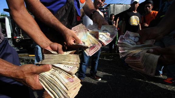 New research suggest Bitcoin adoption is more popular in countries that have suffered financial crises such as Zimbabwe and Venezuela (pictured).