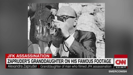 Zapruder's granddaughter on famous JFK footage_00003429