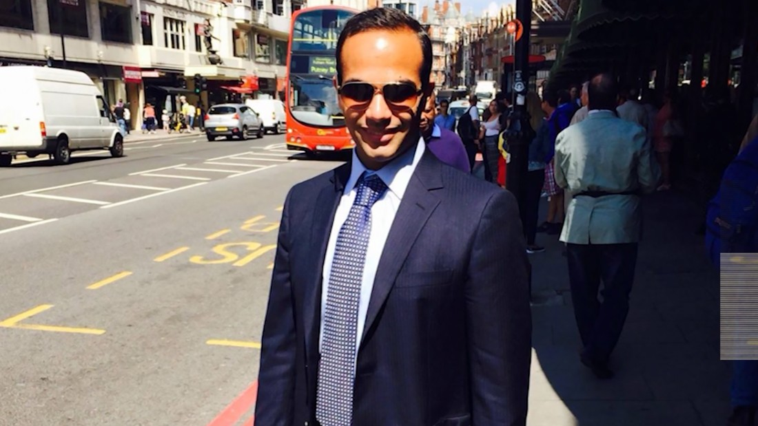 Papadopoulos says Sessions supported Putin campaign meeting, asks for most lenient sentence
