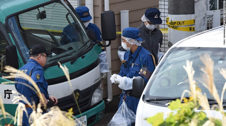Police find body parts hidden in man's home