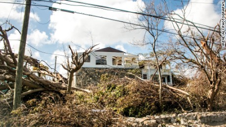 Two months after Maria, many homes still have damaged roofs.