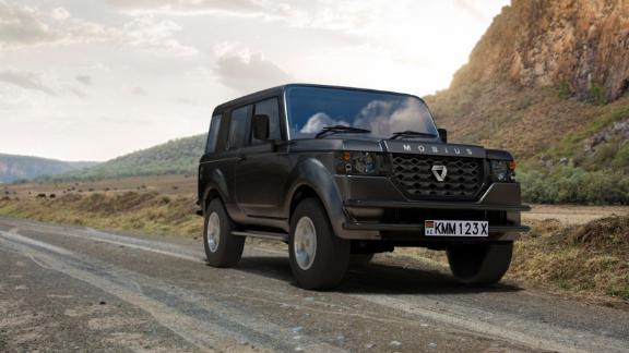 The Luxury Suv Made In Kenya For Africans Cnn