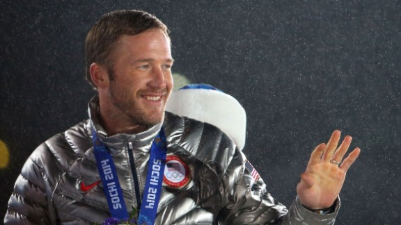 Miller became the oldest skier to win an Olympic medal when he won bronze at Sochi 2014