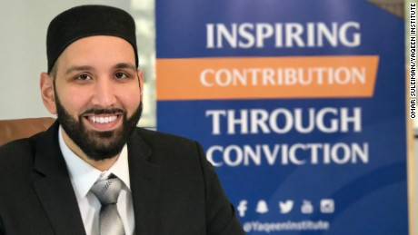 Imam Omar Suleiman is the founder and president of the Yaqeen Institute for Islamic Research and an adjunct professor of Islamic Studies at Southern Methodist University.