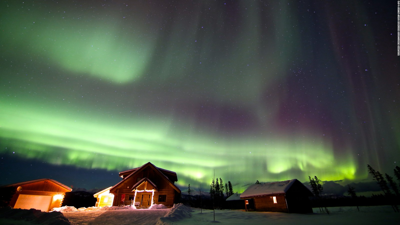 Northern lights hotels: 7 great stay-and-view spots | CNN Travel