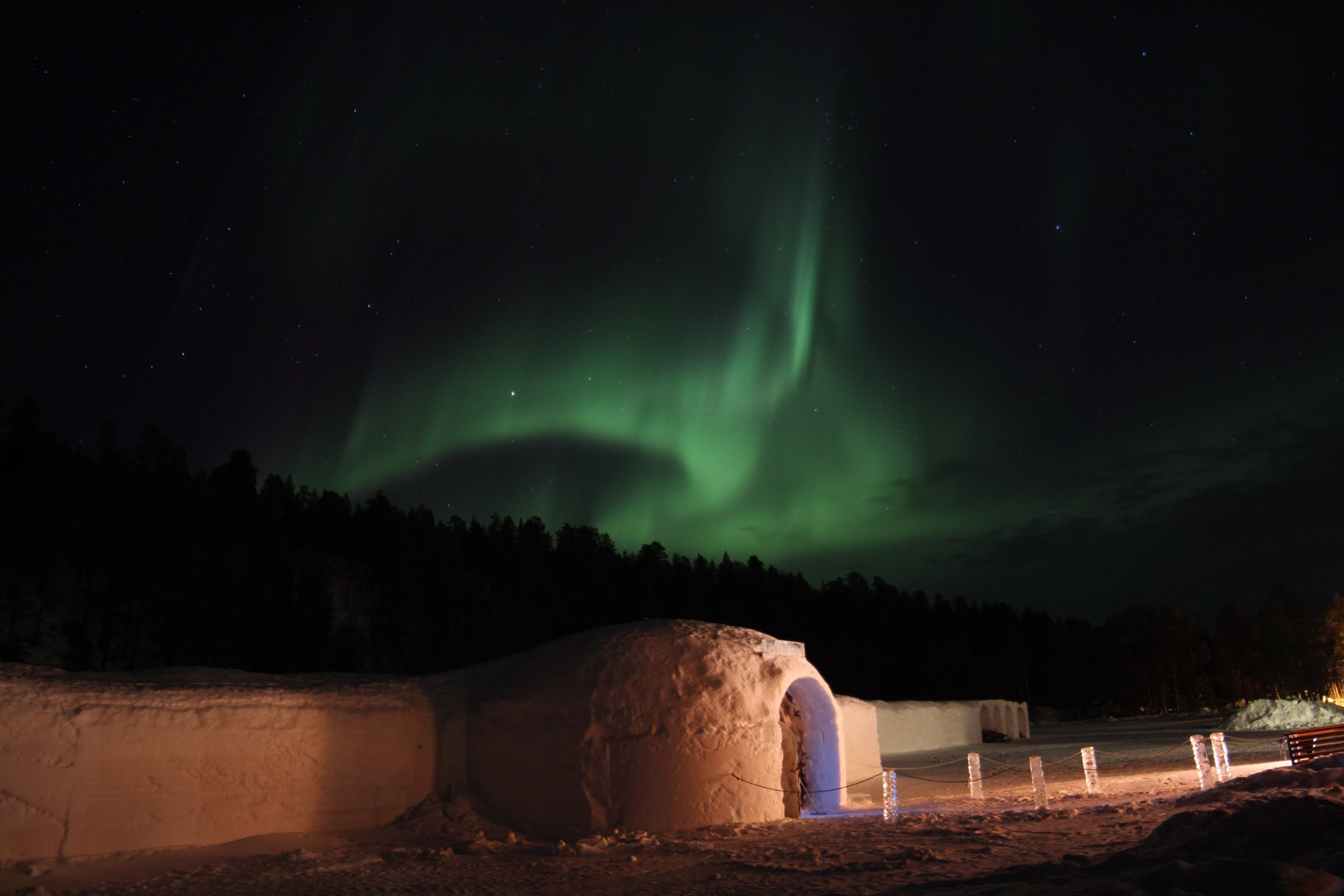 Northern Lights Hotels: 7 Great Stay And View Spots | CNN Travel