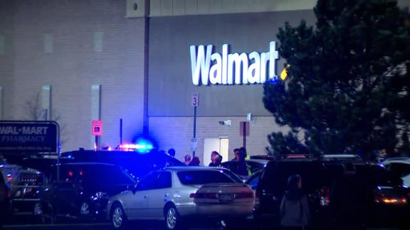 3 people were killed -- apparently at random -- at a Denver-area Walmart.