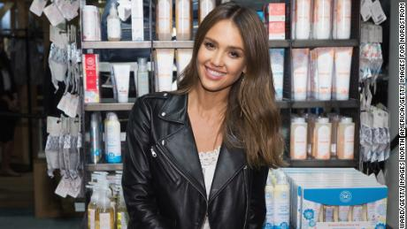 SEATTLE, WA - AUGUST 04:  Actress and Honest Company co-founder Jessica Alba poses for a photo while promoting The Honest Company at Nordstrom Downtown Seattle on August 4, 2016 in Seattle, Washington.  (Photo by Mat Hayward/Getty Images for Nordstrom)