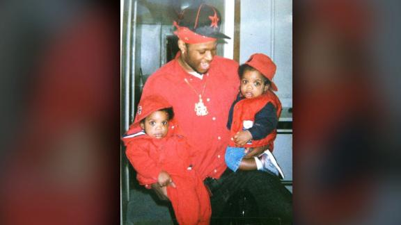 McPhatter had twin boys at home while he was living a life of crime.