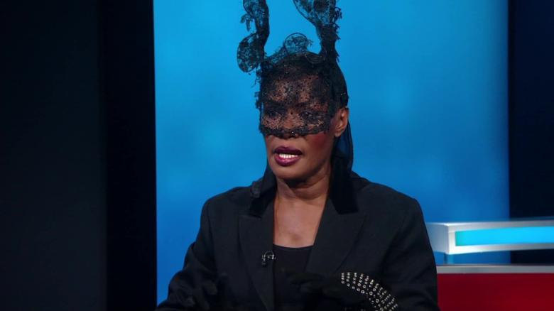 intv amanpour grace jones _00023301