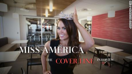 Miss America: The COVER/LINE interview