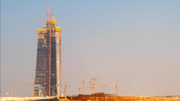 Located in Saudi Arabia, the tower is a commercial and residential project by Jeddah Economic City. The tower is expected to open in 2020, however, the opening has been delayed several times since 2013.