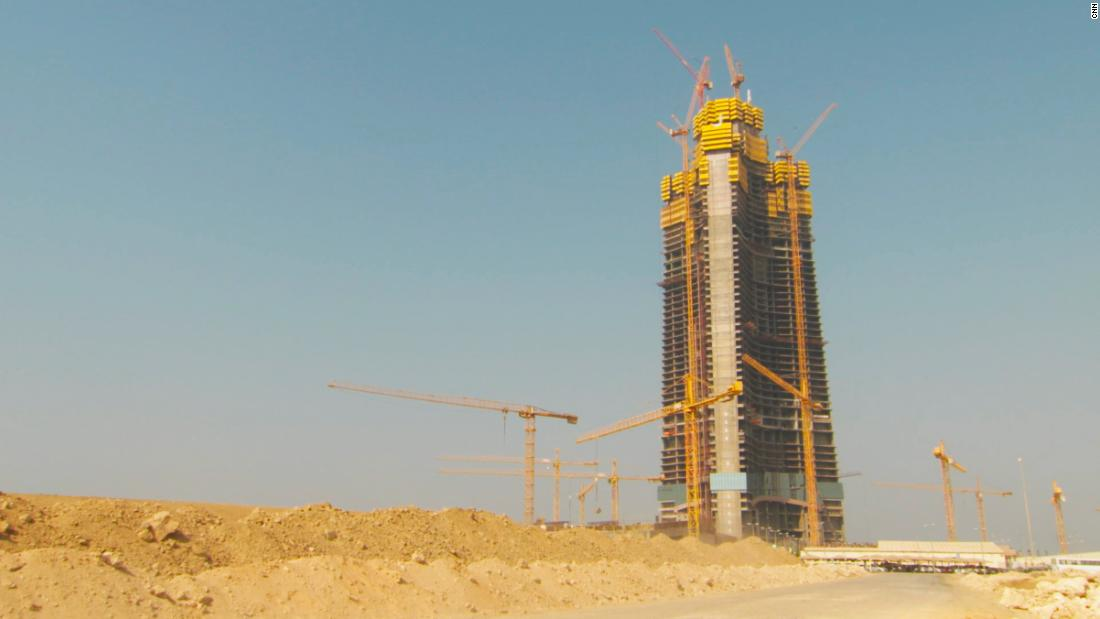 The world's next tallest building, the Jeddah Tower, is scheduled to be completed by 2020 in Saudi Arabia. This 3,280-feet tower will be taller than the Dubai's iconic Burf Khalifa.
