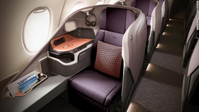 Singapore Airlines\' double-bed Suites shake up flying | CNN Travel