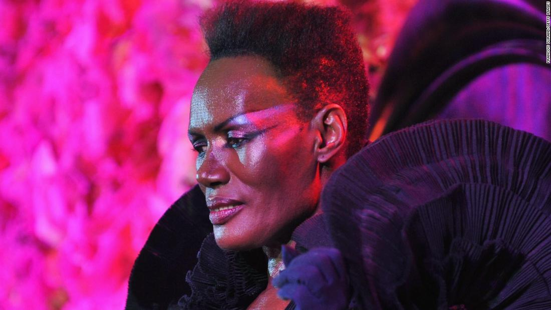 Grace Jones Says She Was Sexually Harassed During Casting For Film Cnn