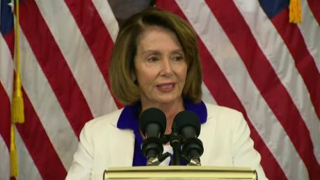 Pelosi: 'I'm focused on the next election'