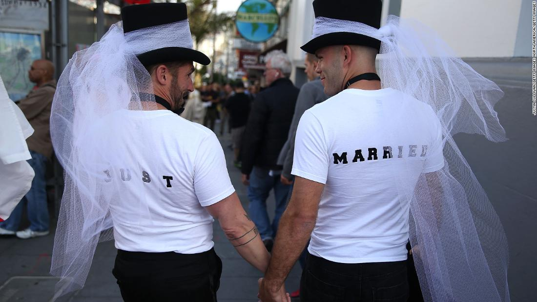 the fight for gay marriage rights in hawaii Our federalist system has required gay rights activists to fight in 50 court systems and 50 state legislatures  same-sex marriage came to california.