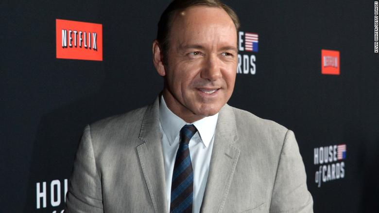 Kevin Spacey faces more sexual assault claims