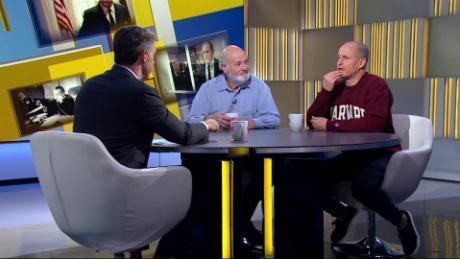 lead rob reiner woody harrelson LBJ jake tapper live_00004813