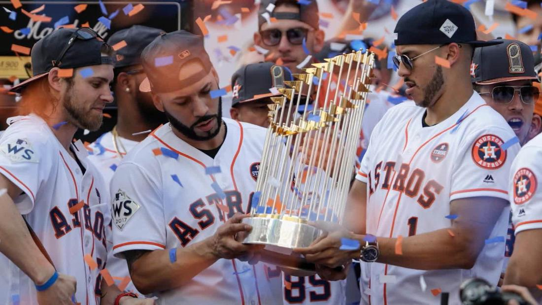 Opinion: In Astros cheating scandal, the bad guys won