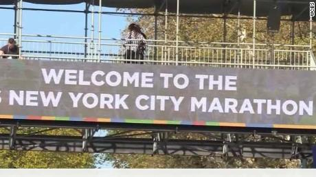 Authorities increase security for NYC marathon
