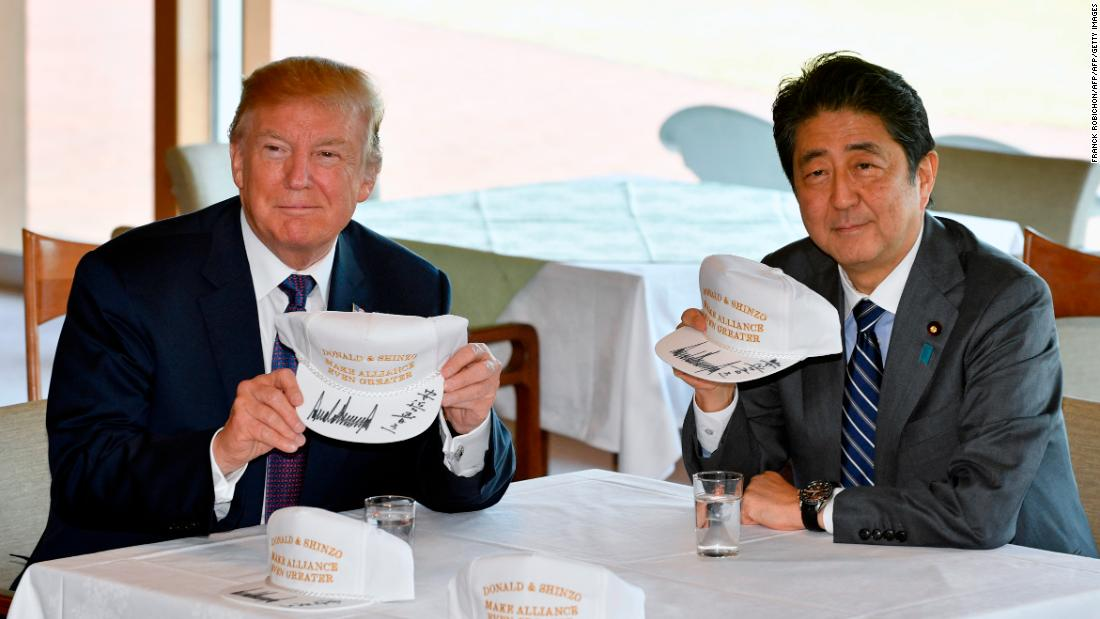 Trump set for pageant-laden visit to Japan to honor new Emperor