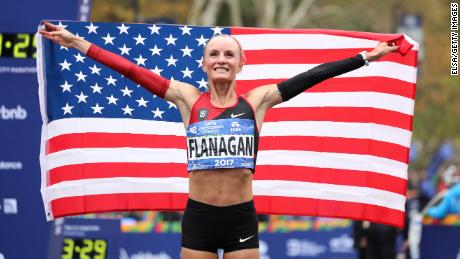 In 2017, Shalane Flanagan became the first American woman to win the New York Marathon in 40 years.