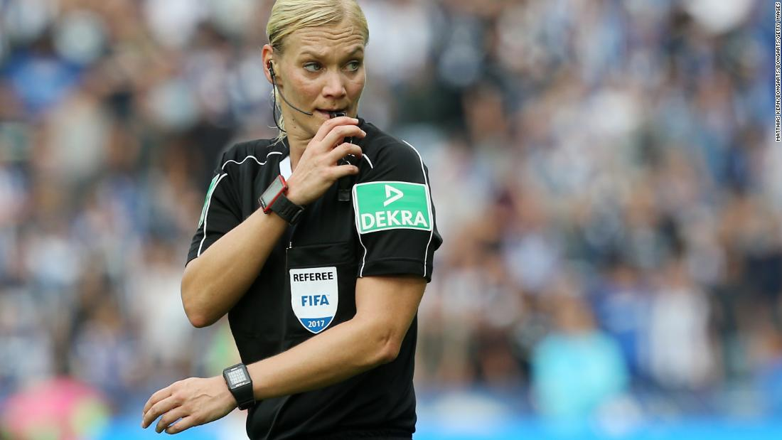 Sex videos women referee remarkable