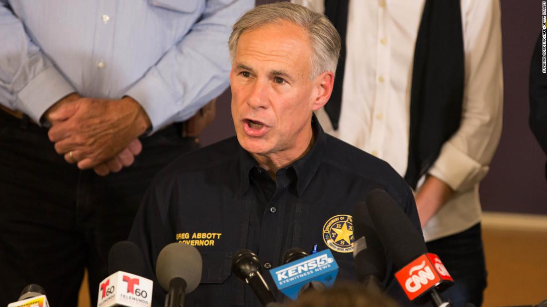 Texas governor holds first of three roundtables on school safety - CNN