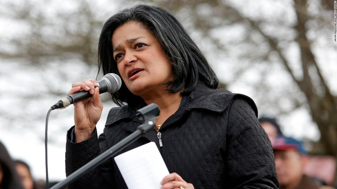 Rep. Jayapal opens up about her own abortion in op-ed backing abortion rights